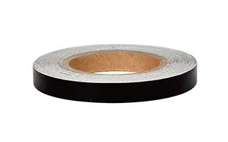 7mm 6M 3M Black Motorcycle Rim Tape